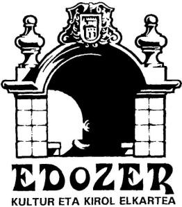 Escudo de la sociedad Edozer